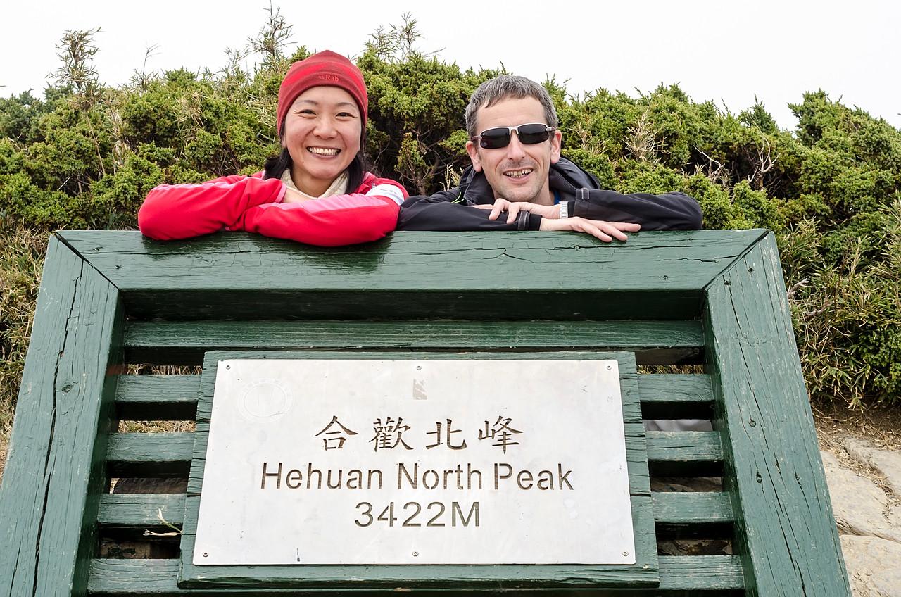 Hehuan North Peak