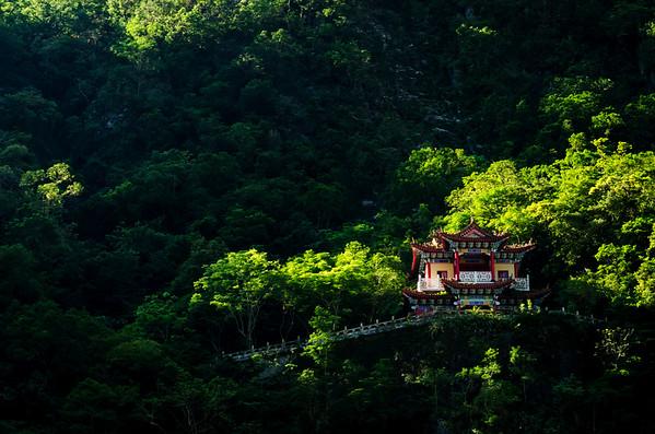 Changuang Temple; Taroko.