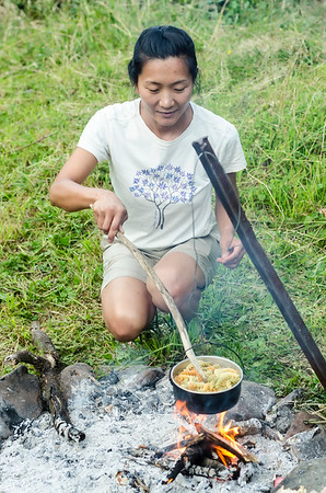 Mastering outdoor cooking