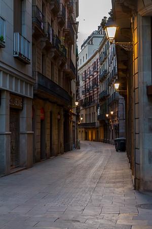Barcelona juni 2016