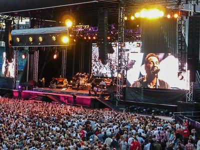 Bruce Springsteen, Ullevi,  27. juli 2012