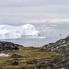 Isfjorden, Sermermiut 29. juni 2006 kl.  13
