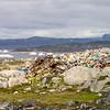 Lossepladsen (dumpen) nær Ilulissat