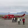 Resten af vores selskab på vej til Ummannaq. Vi må vente. Fomiddag 1. juli 2006