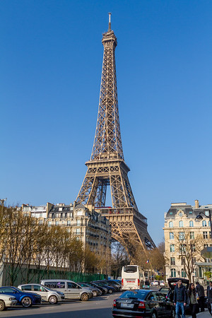 Paris marts 2016