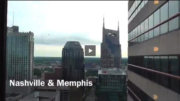 Nashville & Memphis
