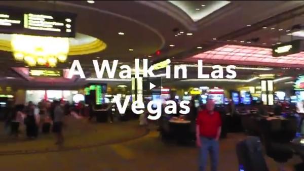 Walk in Las Vegas