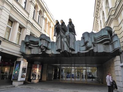 Vilnius oktober 2014