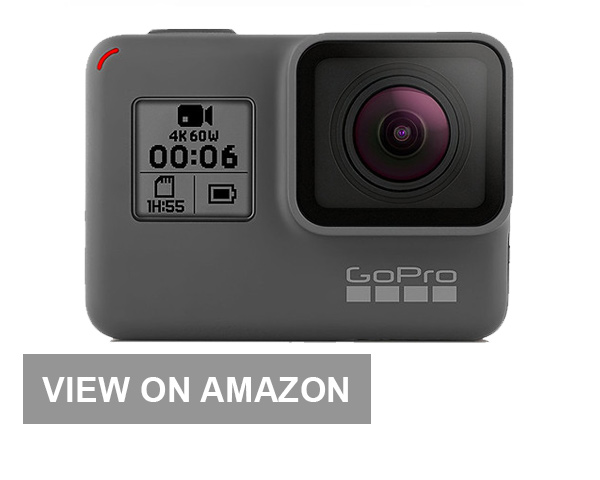 GoPro Hero 6 Travel Camera