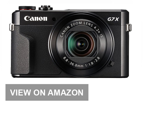 Canon G7X Travel Camera