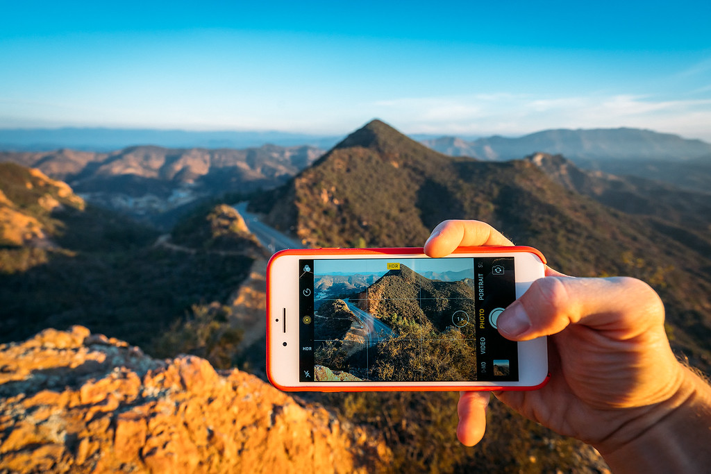 Smartphone Travel Cameras  The Best Travel Cameras Of 2018 (And How To Choose) malibu canyon iphone XL