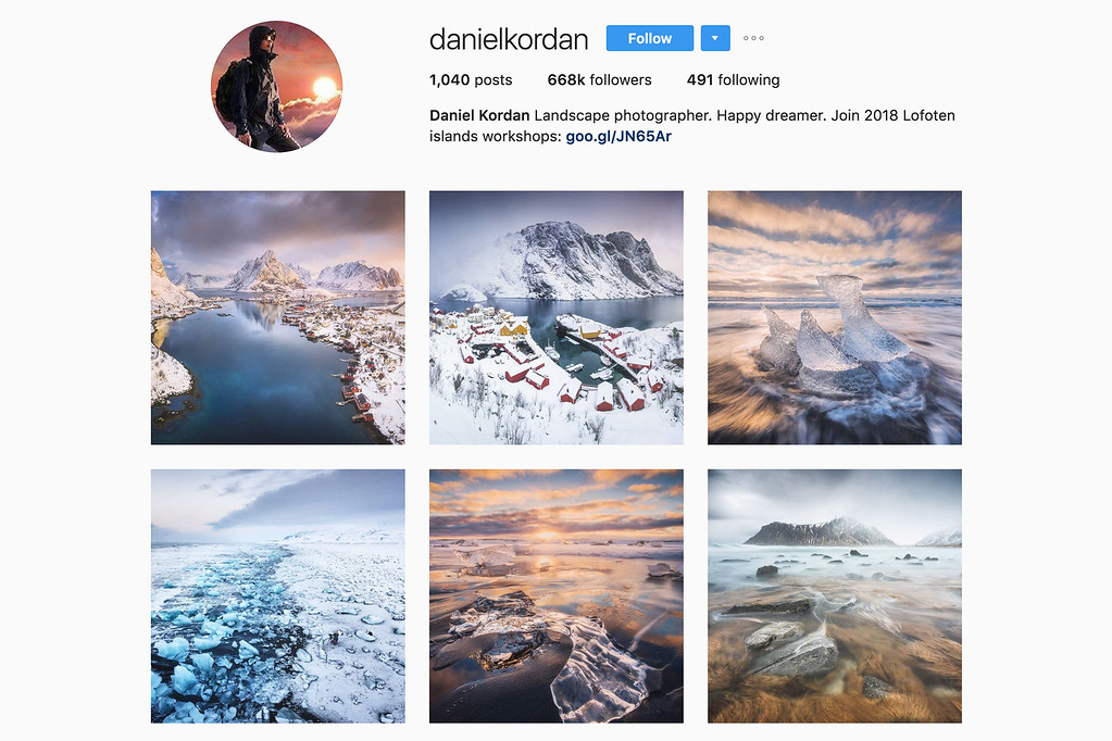 Travel with Daniel on Instagram