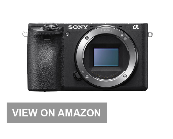 Sony A6500 Travel Camera