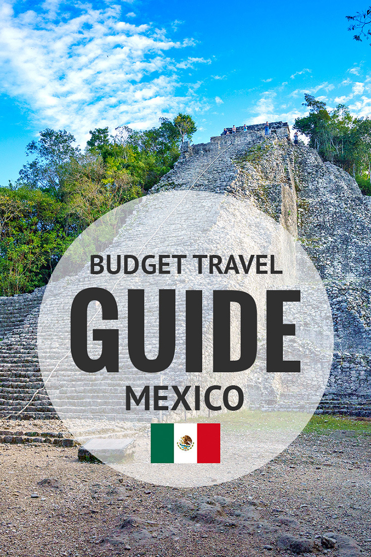 Budget Travel Guide & Tips For Mexico. More at ExpertVagabond.com