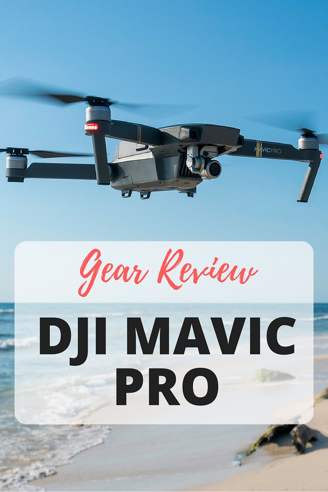 DJI Mavic Pro review for travel photographers. More at ExpertVagabond.com