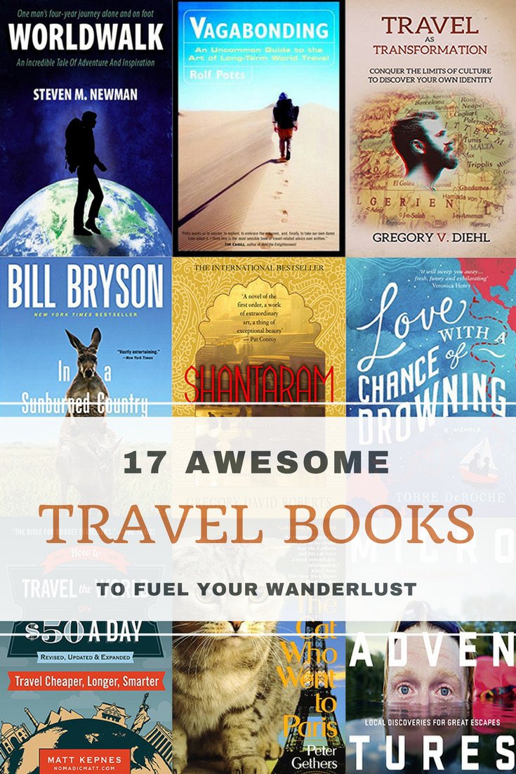 Best Travel Books. More at ExpertVagabond.com