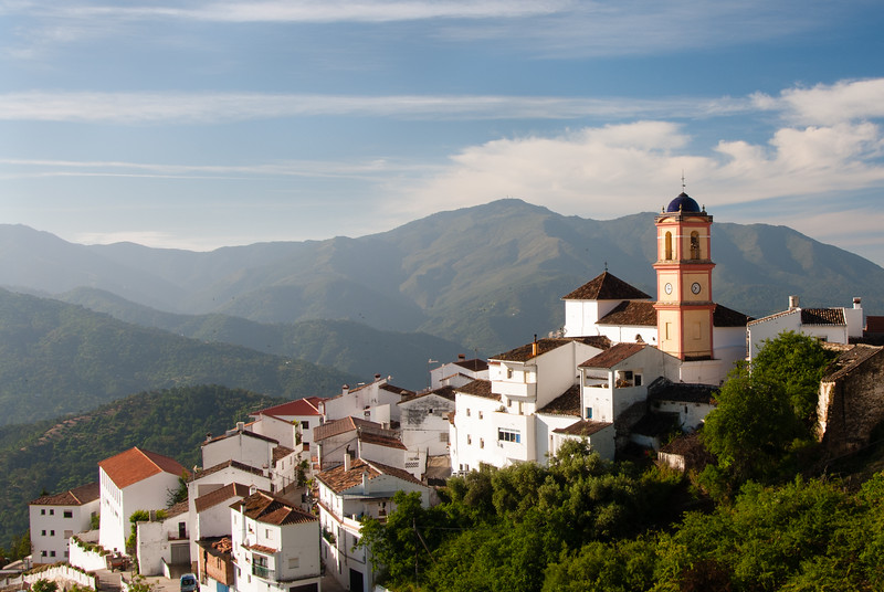 Spanje - Andalusie