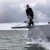 Boris Herrmann sailing