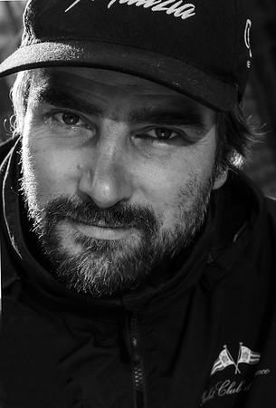 Portraits pics of Boris Herrmann