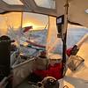 Boris's content onboard - Arctique Race