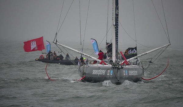 Vendée Globe Arrival