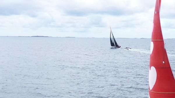 Port La Foret Training Weekend - IMOCA Fleet