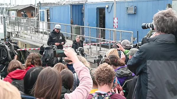 Greta Thunberg & Team Malizia - Atlantic crossing