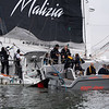 28 08 19 - New York (USA) - Team Malizia and Greta Thunberg arrival - Atlantic crossing