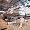 07/01/20 - Lorient (FRA) - Malizia II Winter refitting