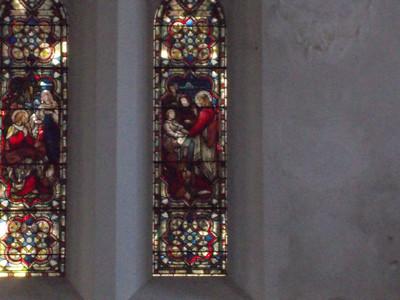 des vitraux