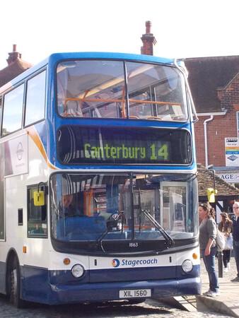 Bus d'Angleterre