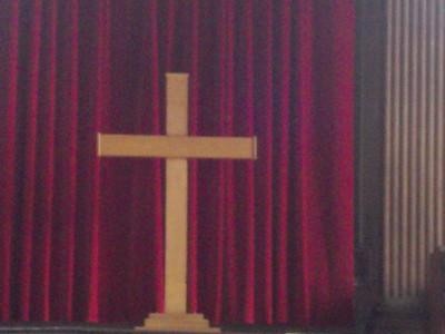une croix