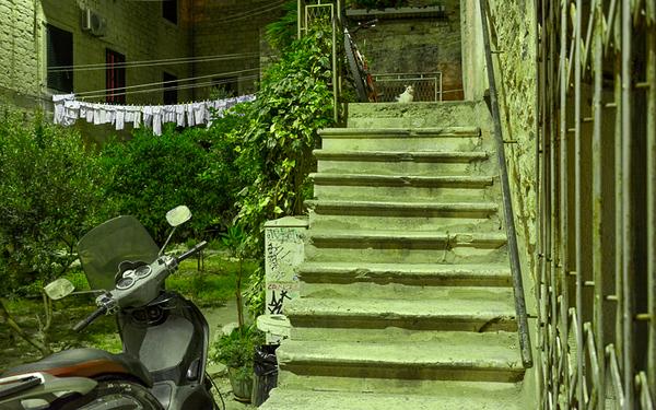 Split, Croatia; June, 2017