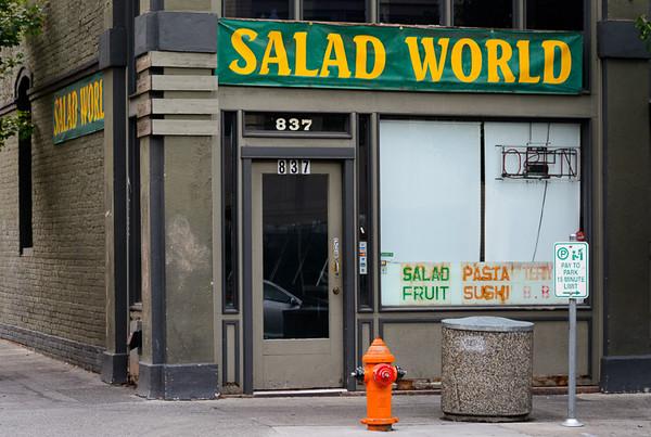 Salad World