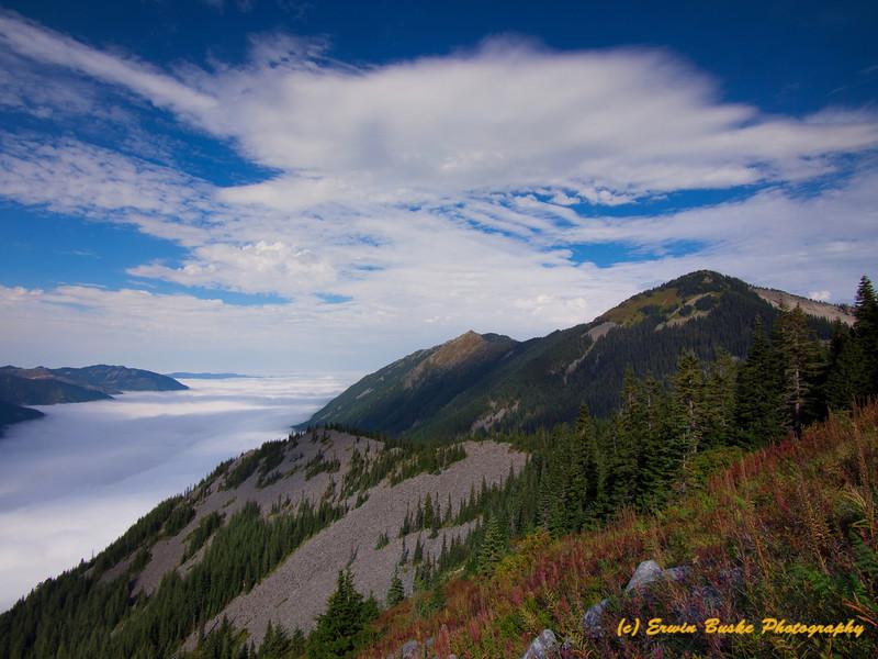 Clouds Above, Clouds Below