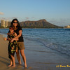 Julia and Caroline Waikiki Beach