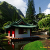 Buddhist Temple Iao Valley Maui