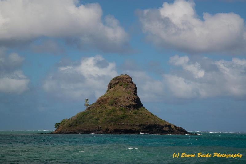 Chinaman's Hat Oahu