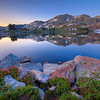 Morning: Lozier Lake 2