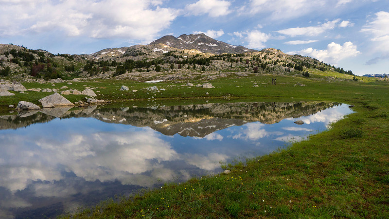 Summit Lake Area Tarns 2