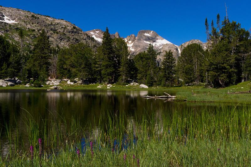 Trail Creek Park Lakes