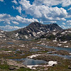 Elbow Lake Area Tarns