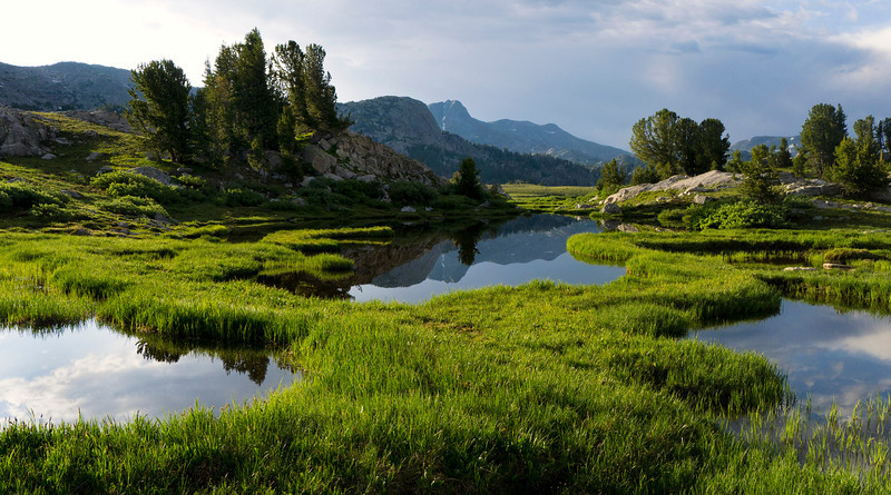 Summit Lake Area Ponds