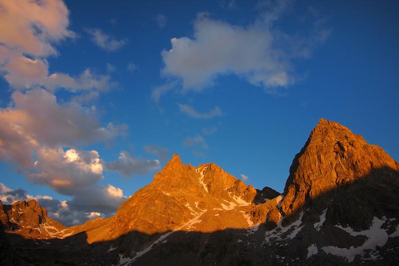 Stroud Peak Sunset