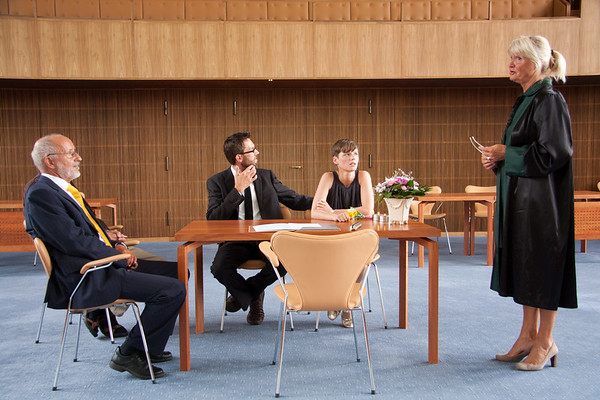 Søren og Mettes bryllup 2010