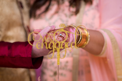 Surbhi & William's Engagement Party-3