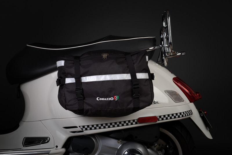 Panniers Side Bags - Side View