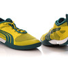 Yellow/Green Puma Track Shoes