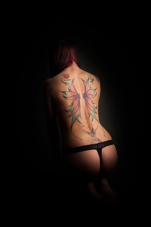 Tattooed Wings