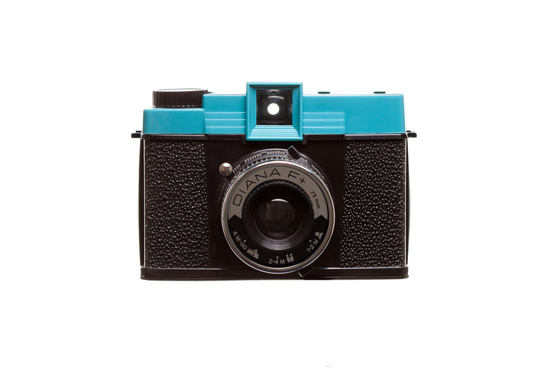Diana F+ Front View